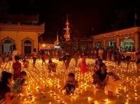 Thadingyut Lichterfest