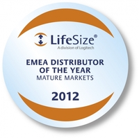 eLink Distribution AG Recognized by LifeSize Communications as the EMEA Distributor of the Year - Mature Markets