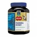 Aktiver Manuka Honig MGO400+ jetzt auch im 1000g Gefäß erhältlich.