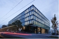 """Icade erhält die erste HQE-International-Nachhaltigkeitszertifizierung """"Exceptional"""" für sein Neubauprojekt  """"Icade Premier Haus 1""""."""
