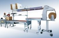 Neue Maschinengeneration bei Paperplus Chevron:  Papierpolster in attraktiver Optik erhöhen Packtempo