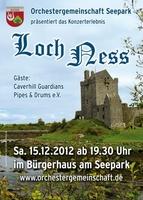 """Konzerterlebnis """"Loch ness"""" am 15.12.2012 in Freiburg"""