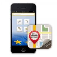 Europäische Zollstellen als iPhone-App