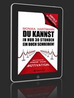 Auf dem Weg zum Bestseller: Monika Hartmanns neues Buch