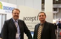 acceptIT mit großem Erfolg auf der CRM Expo 2012 in Essen