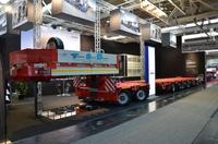 IAA: Großer Run auf die STZ-P-Baureihe von Goldhofer