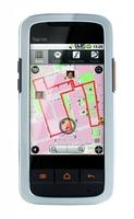 Multifunktionsgerät takwak tw700 wird mit Anwendung von 123erfasst.de zur perfekten mobilen Gesamtlösung für Baugewerbe