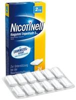 Jetzt neu: Nicotinell Kaugummi Tropenfrucht