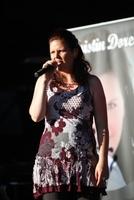 Kristin Doree mit -  Wieder allein - in die Hitparade