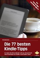 Kindle-Tipps.de bringt erstes eigenes Buch auf den Markt