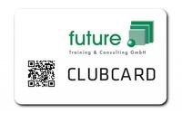 Mit der future-CLUBCARD klar im Vorteil