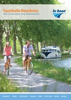 Führerscheinfreier Hausbooturlaub: TUI Tochter Le Boat präsentiert Katalog 2013 in neuem Design