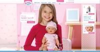 BABY born® jetzt erstmals mit eigener deutscher Website!