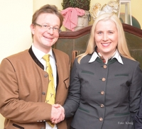 Josefa Schmid tritt für die FDP bei der Landtagswahl an