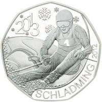 Schladming 2013: Silber für Münze Österreich