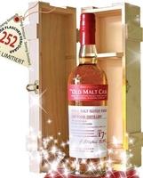 Linkwood 17 Jahre Christmas Bottling in Holzkiste - Single Malt Whisky