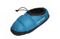 Nordisk Daunenschuhe - warme Füße für den Weihnachtsmann