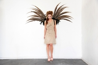 FAKE FEATHERS | SELFMADE COUTURE BERLIN
