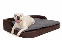 Unser Tipp: Erstklassiger, medizinischer XXL-Hundeschlafplatz mit viskoelastischer Liegefläche