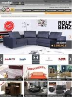 Hochwertigste Markenmöbel bietet seinen qualitätsbewussten Kunden das neue Möbel-Outlet moebel-style.de