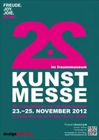 100 Künstlerinnen stellen sich vor - Frauenmuseum wird zur Kunstmesse