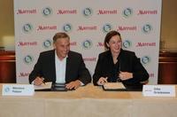 UniCredit Ladies German Open presented by Audi - Marriott Hotels & Resorts neuer Premium-Partner für renommiertes Damen-Golfturnier
