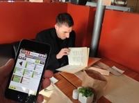 Inventur auf dem iPad