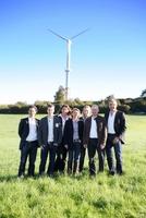 Win-Win-Projekt mit dem Wind