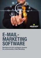 """Mehr Anbieter: Studie """"E-Mail-Marketing-Software"""""""