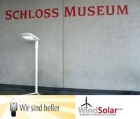 WindSolar und Wir sind heller stellen LED Beleuchtung vor.