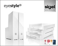 eyestyle®  - Die Kult-Kollektion für den Schreibtisch.  Die erfolgreiche Produktreihe wird erweitert.