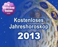 Das 2013 Jahreshoroskop - kostenlos bei Horoskop-Online.com