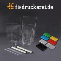 Drucksachen und Zubehör aus einer Hand im Onlineshop diedruckerei.de