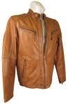 Mit der Mode gehen - nicht ohne Lederjacke