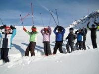 Skispaß am Schnuppertag für Kinder
