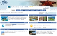 reisedoktor.com präsentiert am ReiseSalon sein neues Design