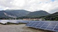 Italienischer Solarpark entstand in Rekordzeit