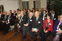 dp dreher partners, die Redguard AG  und der Wirtschaftsrat informierten interessierte Führungskräfte zum Thema Industriespionage
