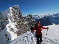 Mit Schlafsack im Schneefeld: Das 2. Skitouren-Festival lädt zu Biwak-Nacht und traumhaften Touren rund um den Watzmann