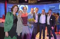 ThyssenKrupp Encasa erhält den GIO Award 2012 für den StairWalker