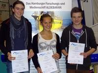 Ozean Versauerungsexperiment des Schülerteams aus Bargteheide gewinnt Meereswettbewerb