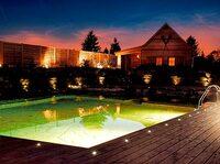 Eines von vielen wunderbaren Wellnesshotels in Deutschland  das Hotel Hammermühle