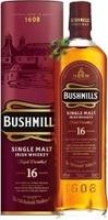 Bushmills 16 Jahre  -Single Malt Irish Whisky - Dreifachdestillation  seit 1608