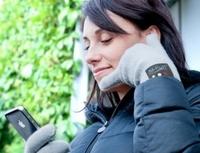 Das iPhone Gadget des Jahres 2012 Hi-Fun Hi-Call Bluetooth-Handschuh