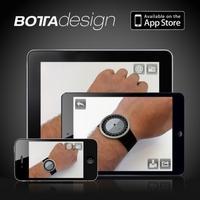 Uhrenmarke Botta-Design beeindruckt mit Augmented Reality App