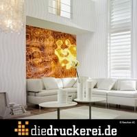 Mit Foto-Tapeten von diedruckerei.de Innenräume kreativ gestalten