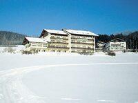 Besonders beliebt im Winter ist ein Bayerischer Wald Urlaub