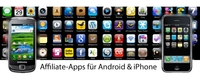 Marktüberblick: 34 Android-Apps für Affiliates