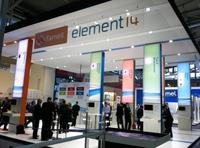 Exklusivität bei Farnell element14 auf der electronica