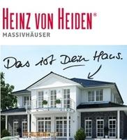 Feiern Sie mit Heinz von Heiden 42.000 massiv gebaute Häuser